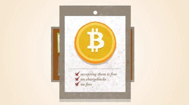 比特幣,加密數位資產的鼻祖之一。(圖/翻攝自youtube)