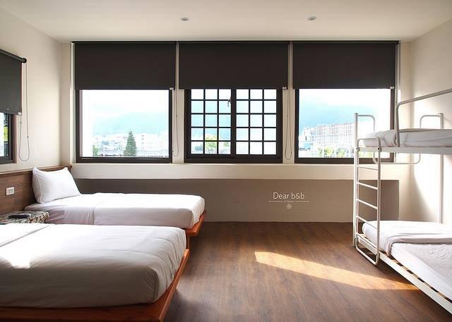 (圖/Mini Voyage Hualien Hostel 小旅行迷你公寓-花蓮設計旅棧@Facebook)