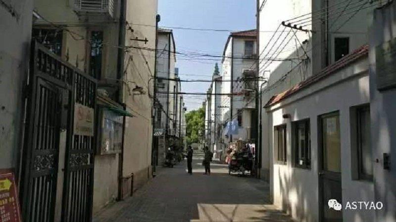 20170727-長樂路街道理的景色(取自ASTYAO微信公號)