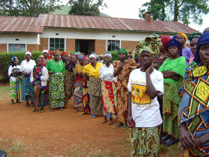 平均每天有上千名剛果女性遭性侵。(圖/維基百科公有領域)