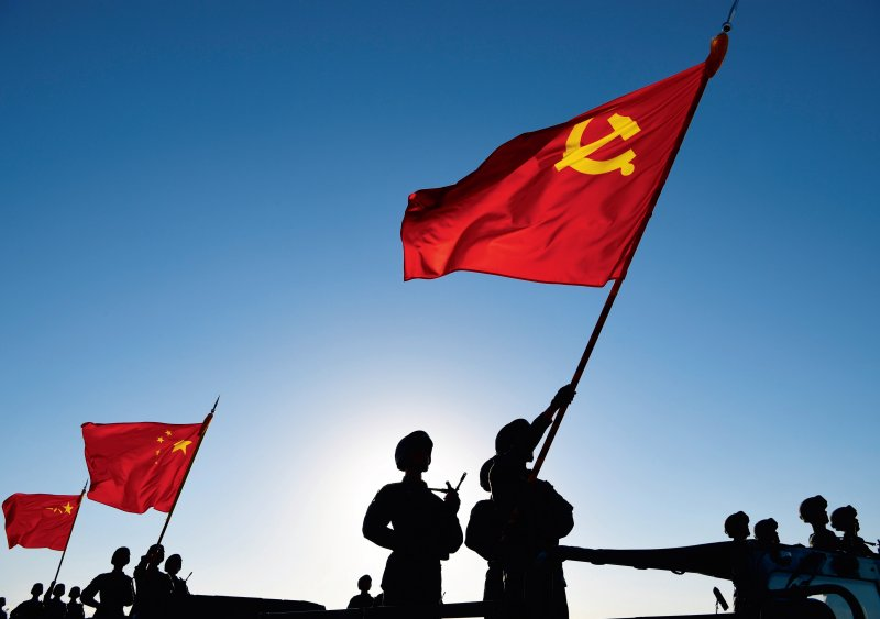 20170803-多維021-008觀察習近平時代 中國問題的方法論。(多維提供)