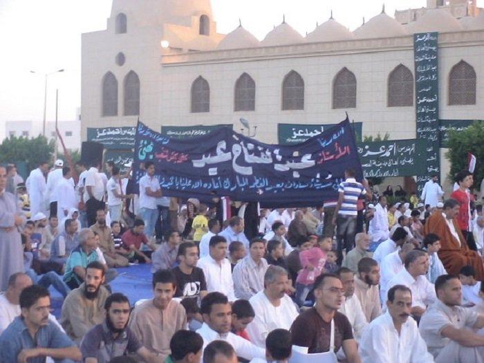 穆斯林兄弟會在各國常有群眾基礎。(維基百科)
