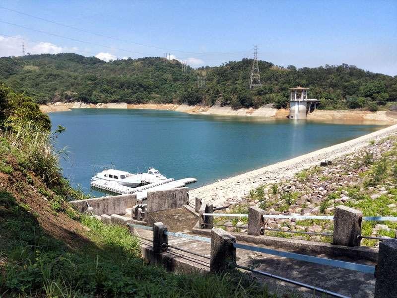 基隆新山水庫蓄水量,水利署核定再提高。(圖/張毅攝)