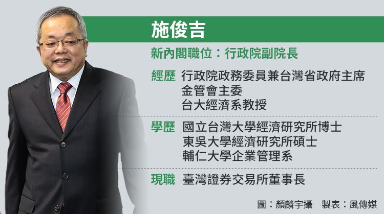 20170905-002-行政院副院長施俊吉小檔案