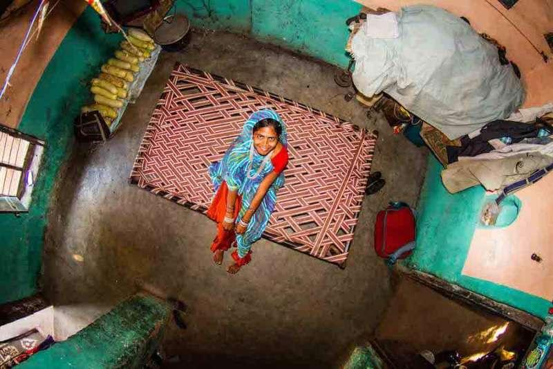 Asha 來自印度的 Bamansemilya。(圖/城市美學新態度提供)