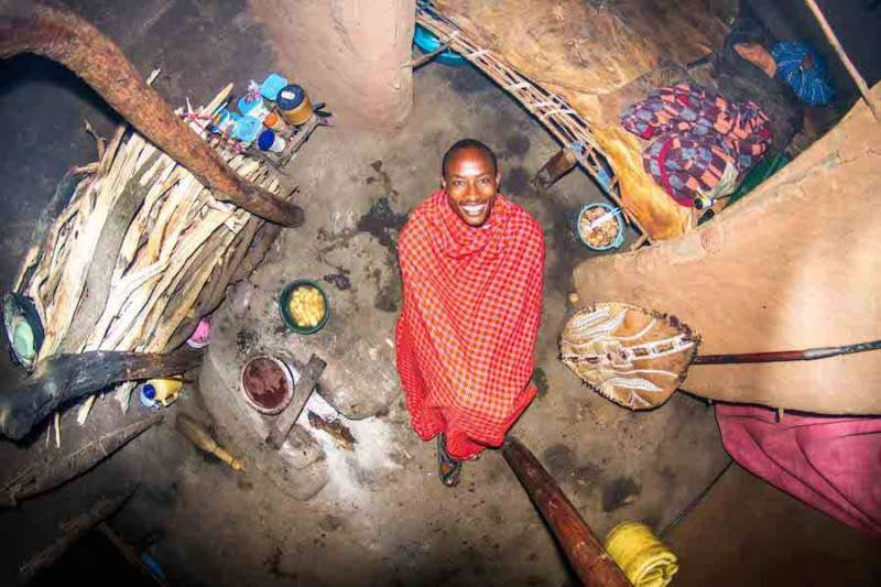 Ezekiel 來自肯亞的 Manyata。(圖/城市美學新態度提供)