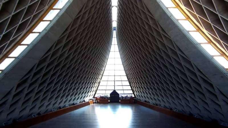 東海大學 路思義教堂(圖/城市美學新態度提供)