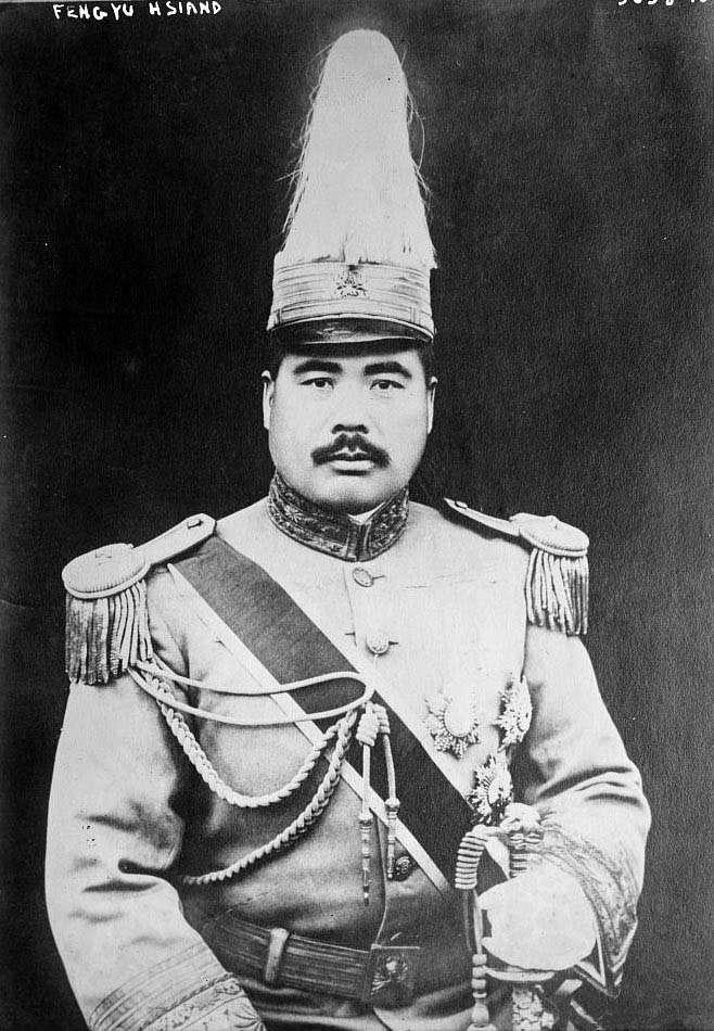 馮玉祥2。(取自維基百科)