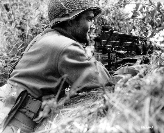 眼睛蛇行動中的美軍士兵。(圖/澎湃新聞提供)