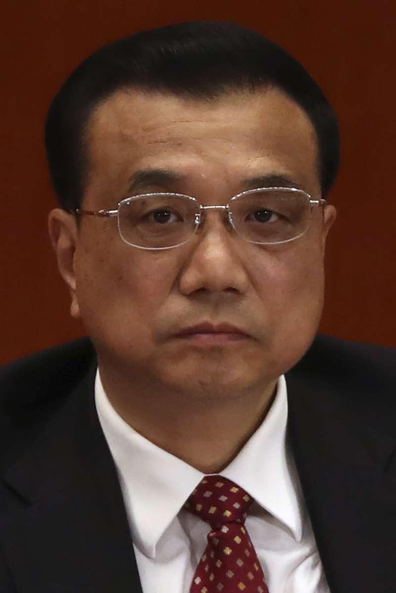 中國共產黨中央政治局常委李克強(AP)