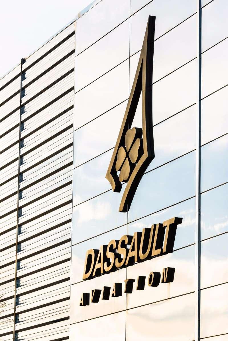 20171111-法國達梭公司。(取自Dassault Aviation官方網站)