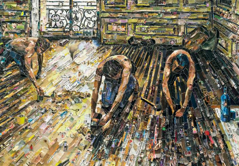 floor scrapers – 卡勒波