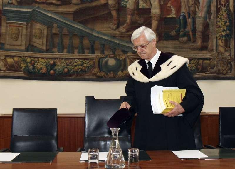 奧地利憲法法院5日宣佈,現行的法規歧視同性伴侶,違反反歧視原則,裁定奧地利同性伴侶自2019年起可以締結合法婚姻。(美聯社)