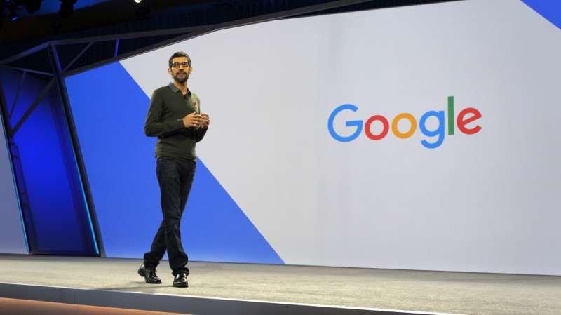 Google連續10年都被選入Glassdoor全美百大最適合工作企業。(圖/何佩珊攝影)