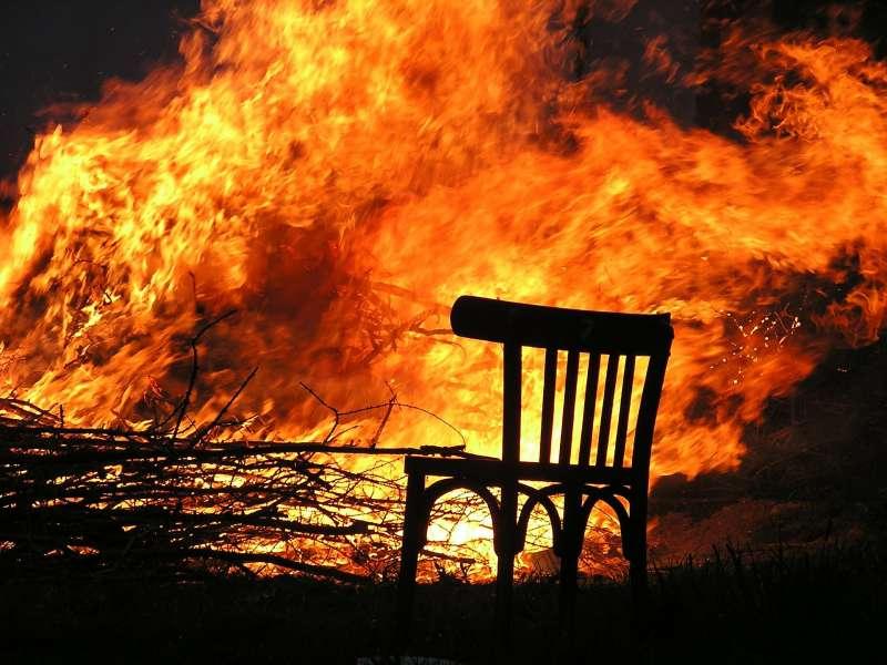 火災、消防、大火、打火兄弟。(取自pixabay)