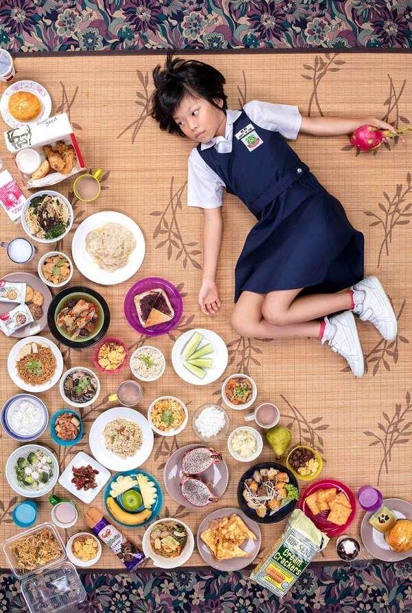 「每日食糧」系列,葛雷格·西格爾,2017年瑪格南圖片獎入選作品(圖/澎湃新聞提供)