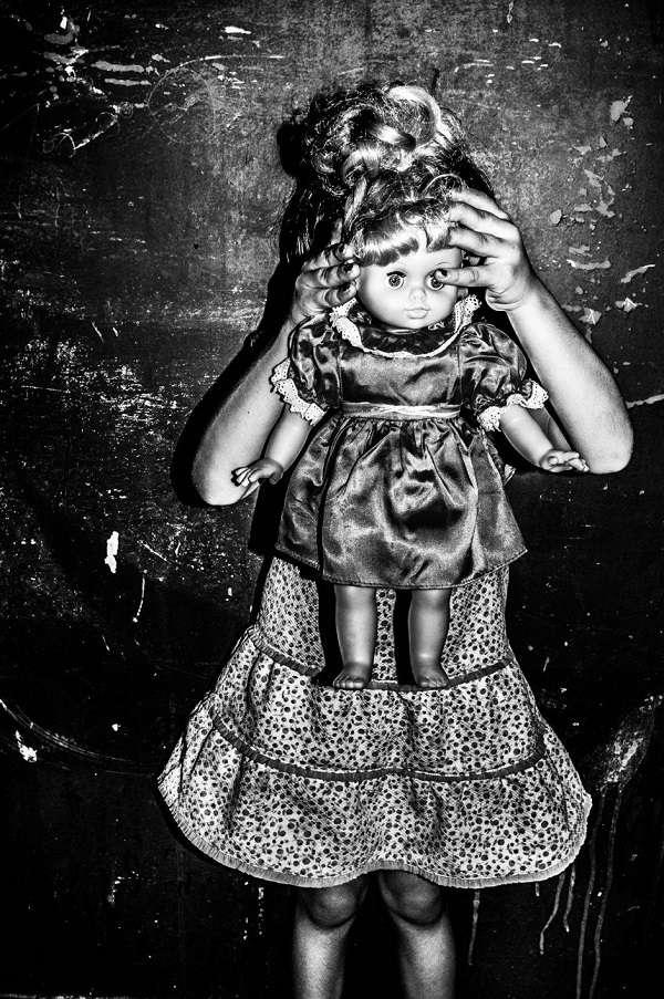 「聖人」系列,帕諾什·克法洛斯,2017年瑪格南圖片獎入選作品(圖/澎湃新聞提供)