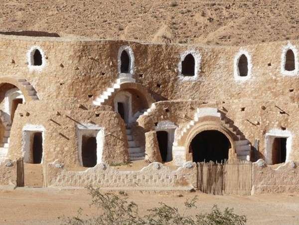 路克的童年居所Sidi Driss如今是一所酒店。(圖/澎湃新聞提供)