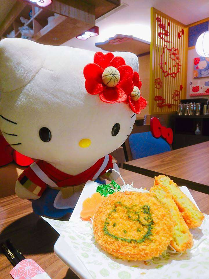 (圖/HELLO KITTY Shabu-Shabu@Facebook)