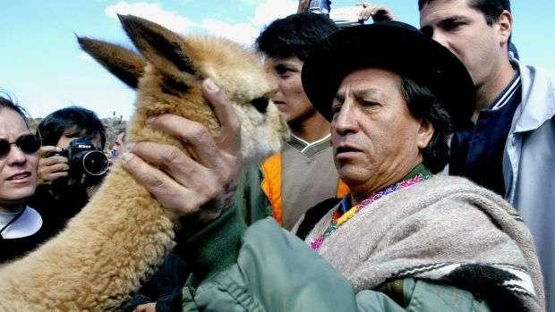 秘魯前總統托雷多被捲入貪腐案,秘魯當局對他發出國際通緝令(AP)