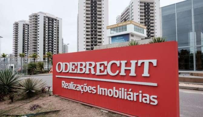 巴西大型建設公司「奧德布雷赫特」涉嫌行賄南美洲14個國家的官員,換取大型公共建設的合約(AP)