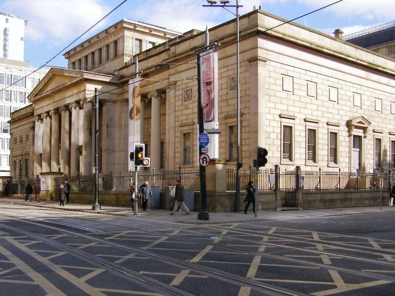 英國的曼徹斯特美術館(David Dixon@Wikipedia/CC BY-SA 2.0)
