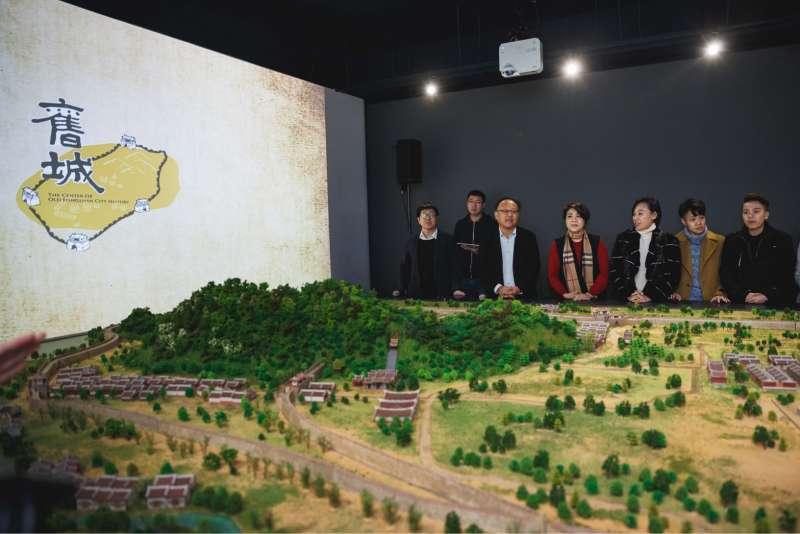 見城計畫透過歷史空間殘蹟的調查研究、口述訪談等方式,延展古城的歷史指標意義。(圖/高雄市政府文化局提供)