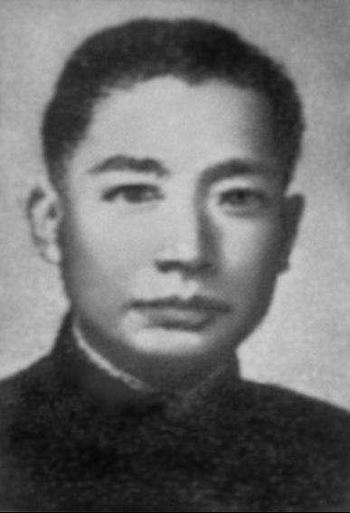 前軍統局局長毛人鳳。(取自維基百科)