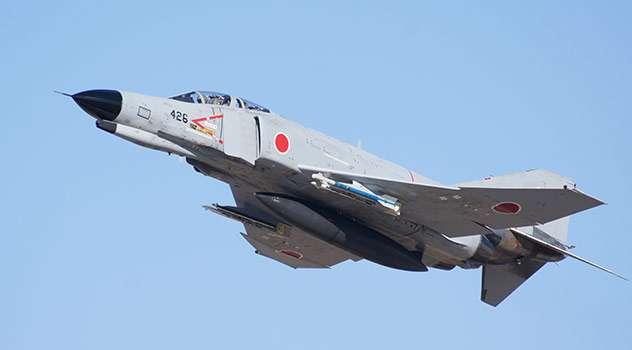 F-4。(航空自衛隊官網)