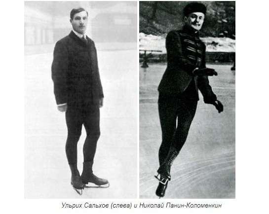 俄羅斯_冰場上的宿敵—薩爾霍夫(左)和帕寧。(圖/澎湃新聞提供)