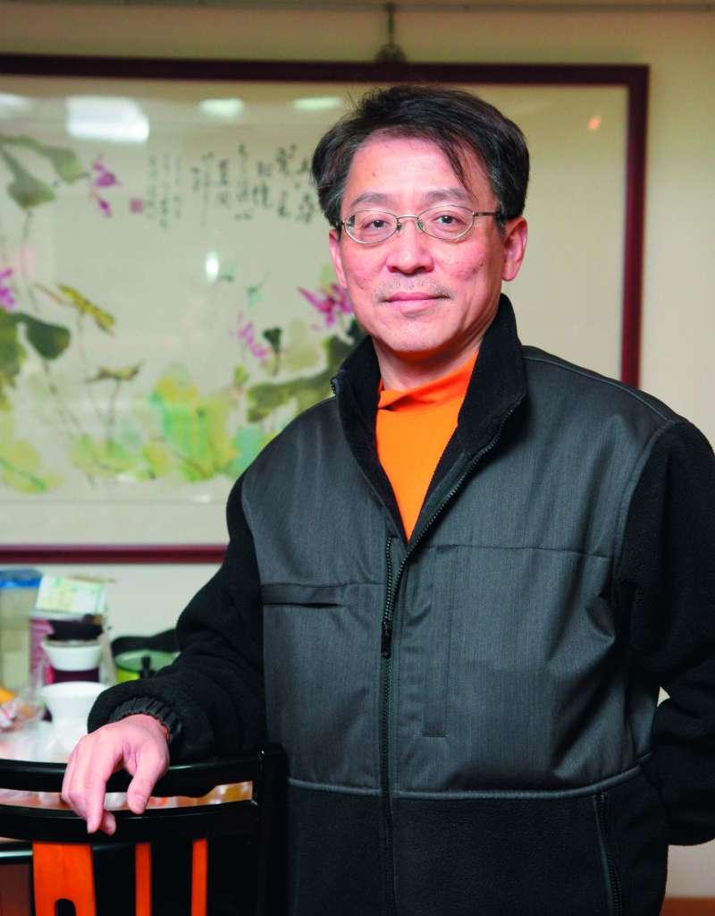 劉君祖指出兩岸緊張情勢沒有紓緩的可能。(新新聞資料照)
