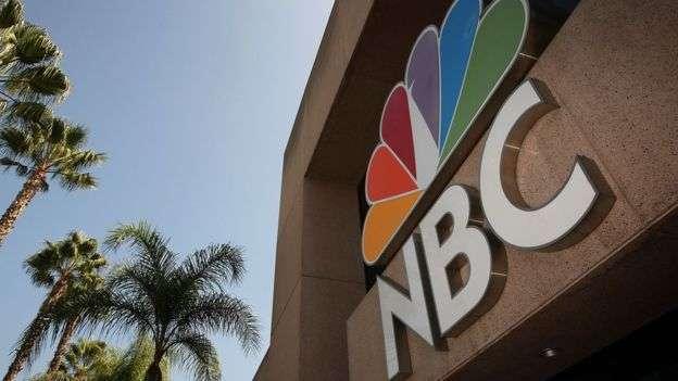 NBC 宣佈停止雷默的報導工作。(BBC中文網)