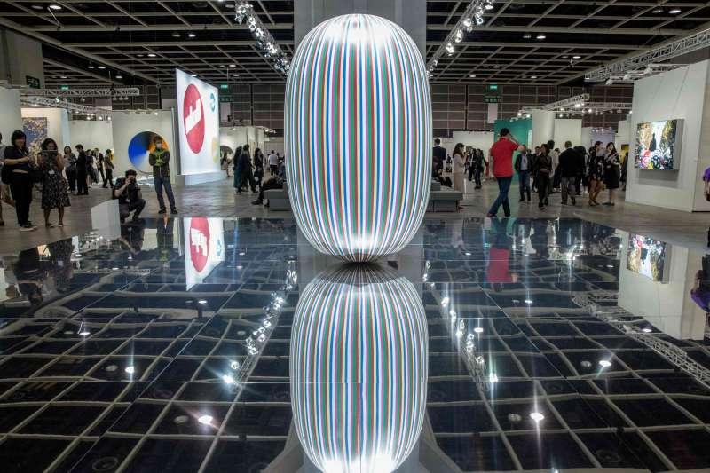 「第六屆巴塞爾藝術展香港展會」將於3月29日至31日在香港會議展覽中心舉行(圖/香港旅遊發展局)
