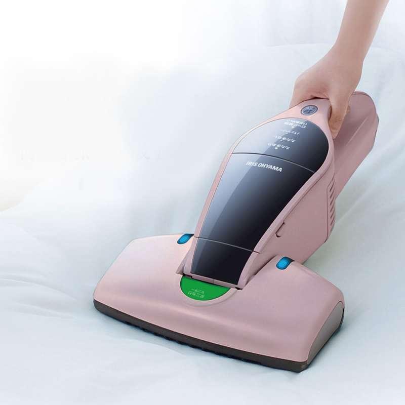 高規格的日本除螨吸塵器,搭載紫外線、塵螨感應器等功能,可有效清除過敏原。(圖/廠商提供)