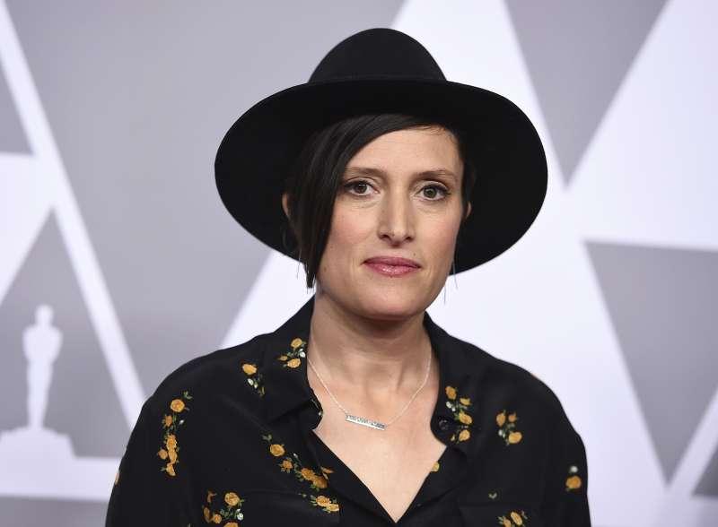 莫里森(Rachel Morrison)是奧斯卡最佳攝影獎的第一位女性入圍者。(美聯社)