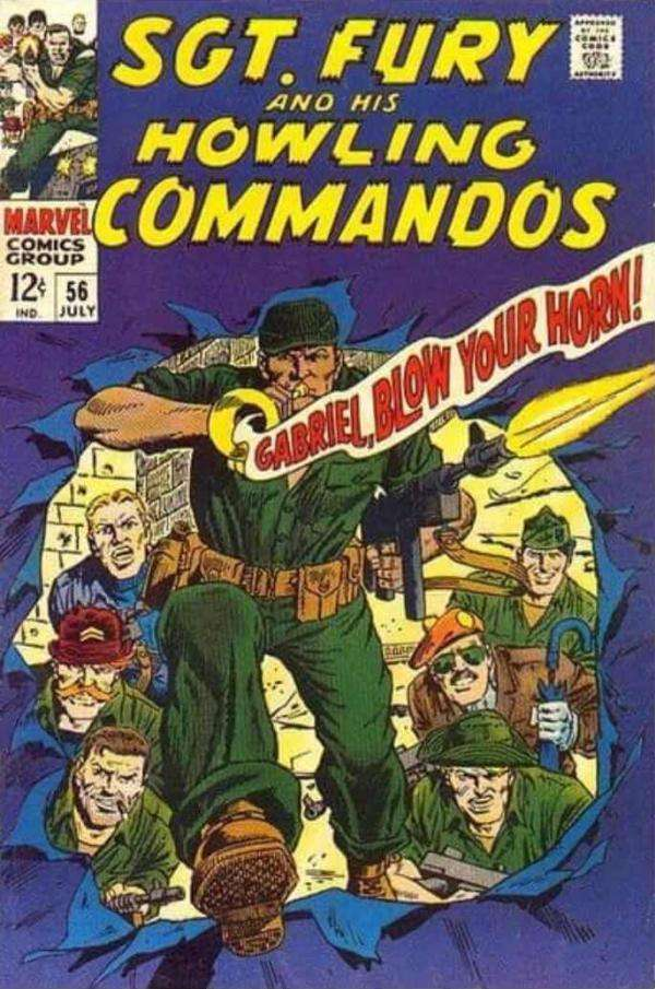 封面正中的漫畫人物就是蓋比·瓊斯。(圖/澎湃新聞提供)