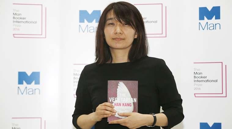 南韓作家韓江今年憑著《白色之書》,再度入圍曼布克國際獎(美聯社)
