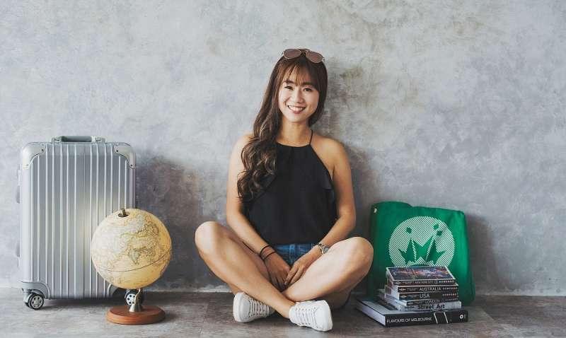 「親遊學」創辦人徐佩如(Jill)近年已服務過近千名學生(圖/親遊學提供)