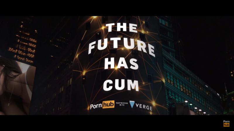 Pornhub宣布與一款主打「隱私性」的虛擬貨幣「Verge」合作付款。(圖/取自Pornhub Youtube,數位時代提供)