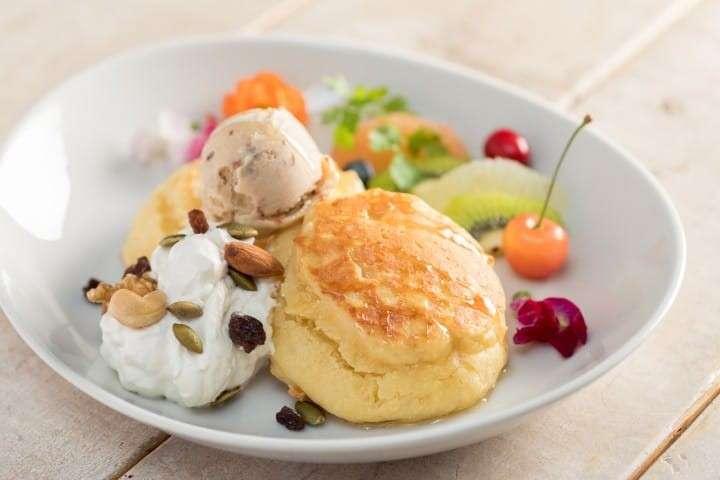 AIN SOPH.JOURNEY SHINJYUKU會在菜單上註明無麩質,以及過敏來源食材如小麥、堅果等標示。(圖/Matcha提供)