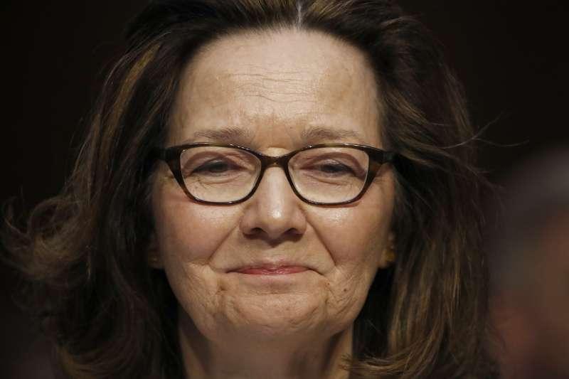 美國中央情報局(CIA)局長被提名人哈斯佩爾(Gina Haspel)(AP)