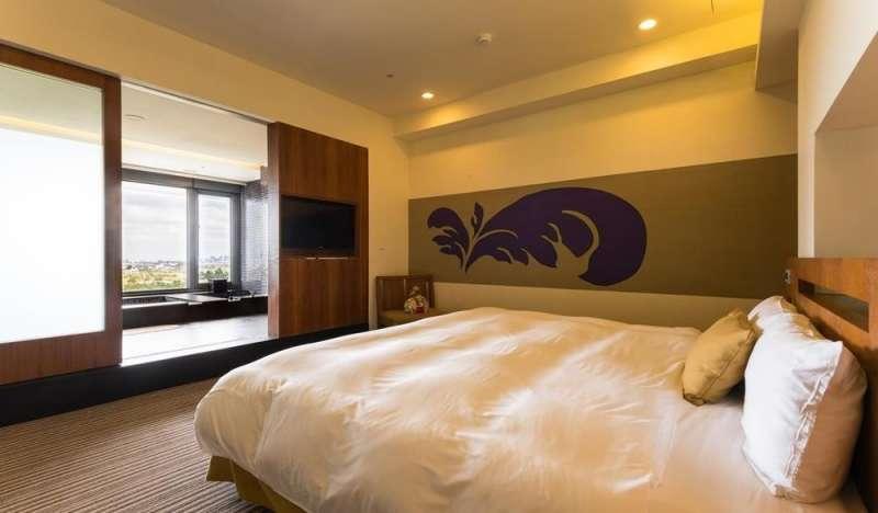 南方莊園渡假飯店客房。(圖/HotelsCombined提供)