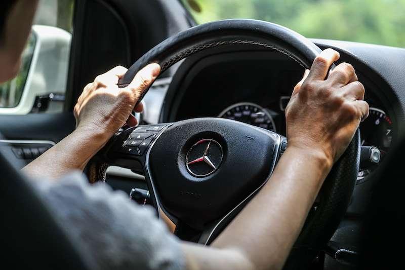 擁有Mercedes-Benz Select的保障,更加深車主及家人在駕駛過程的信心,旅途上總是安心。(圖/風傳媒攝)