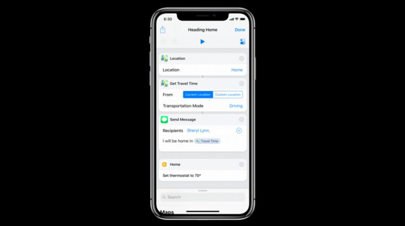 客製化個人Siri指令雖好,但過度複雜與時間消耗的客製過程,也可能打消用戶使用念頭。(圖/取自Apple,數位時代提供)