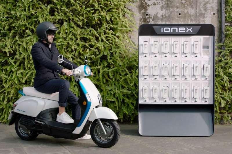 月租費299元可騎1000公里,柯勝峯說基本上符合多數人騎乘需求,且從寬計算,以年為單位。(圖/Kymco Ionex 官網,數位時代提供)