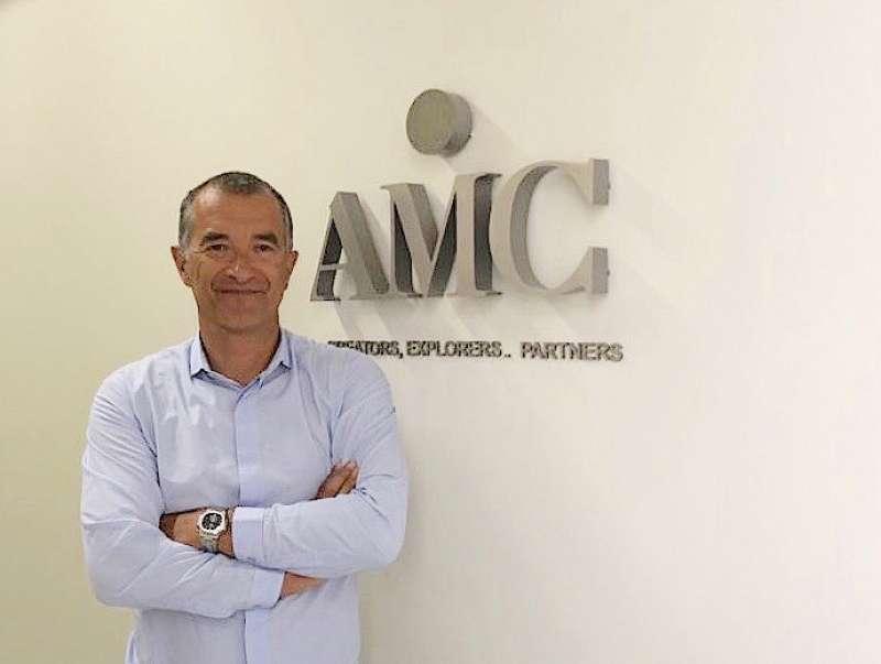 AMC 鑽石婚戒比利時總公司執行長 Lionel Ngoc Mai(圖/AMC 鑽石婚戒提供)