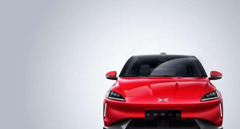 小鵬汽車是一家無人車新創公司,目前已經有一款叫「XPeng G3」的電動車。(圖/取自xiaopeng,數位時代提供)