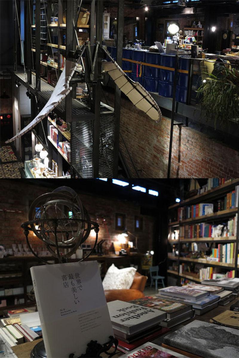 「好樣本事」被美國網站評選為全球最美麗的20家書店之一