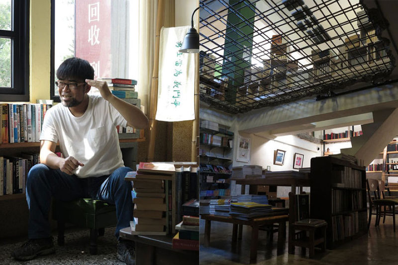 草祭二手書店以會員制度保有真正的讀書空間