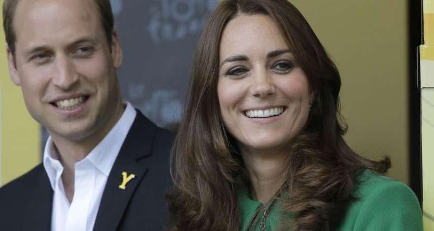 英國王室又有喜事啦!肯辛頓宮昭告天下:劍橋公爵夫人凱特懷了第三胎!